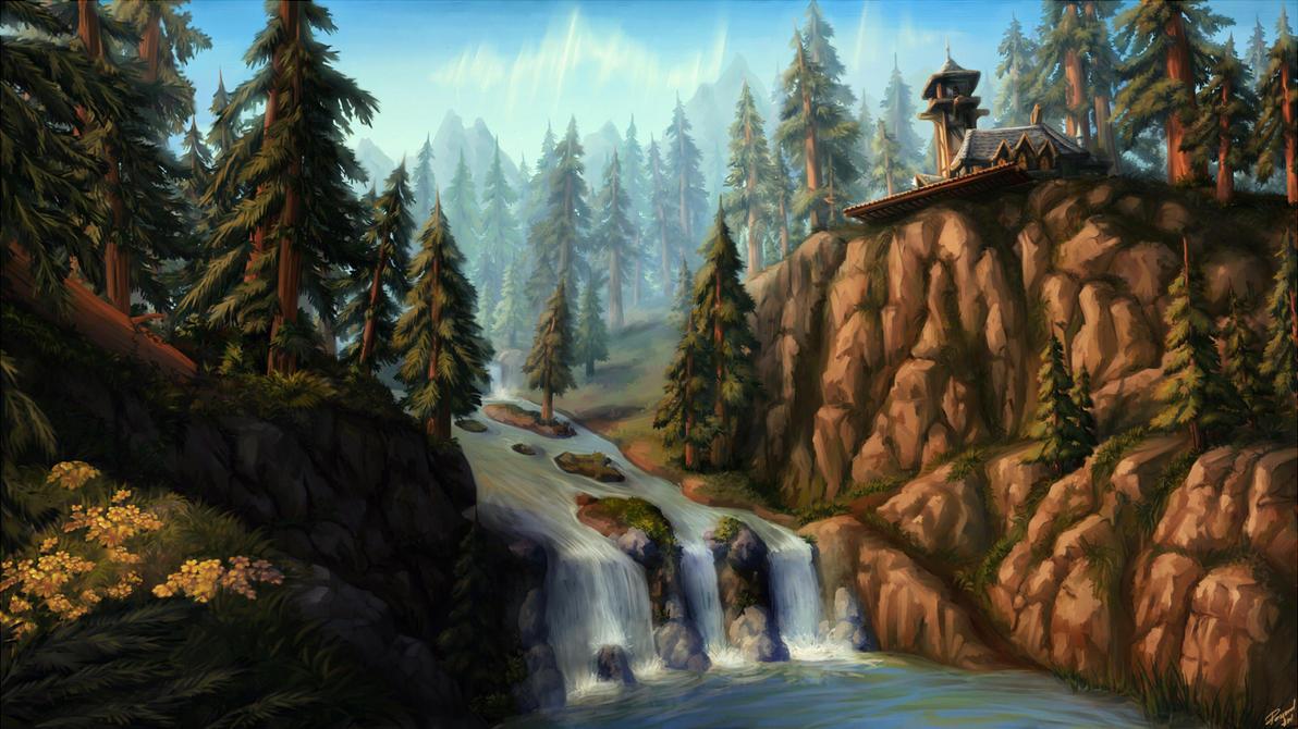 Resultado de imagen para grizzly hills artwork