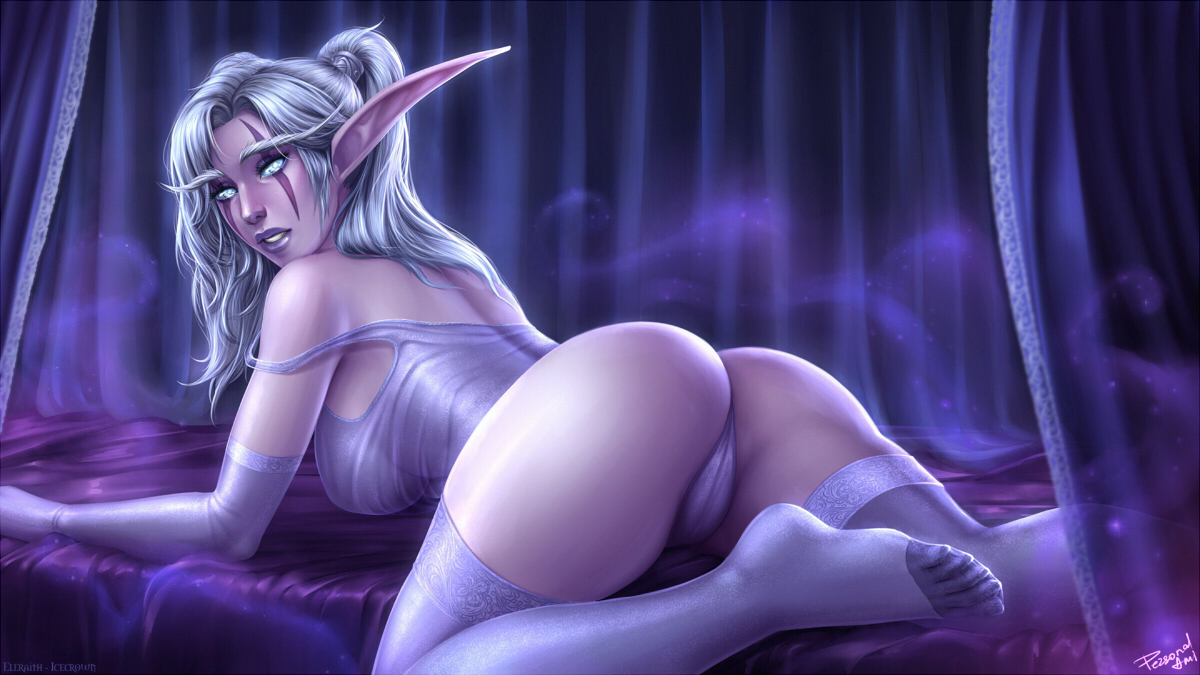 Naked fantasy elf exploited movie