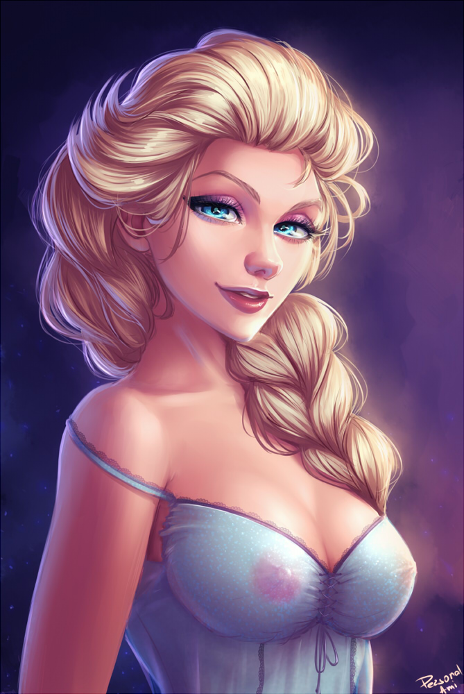 yet another elsa pic by PersonalAmi
