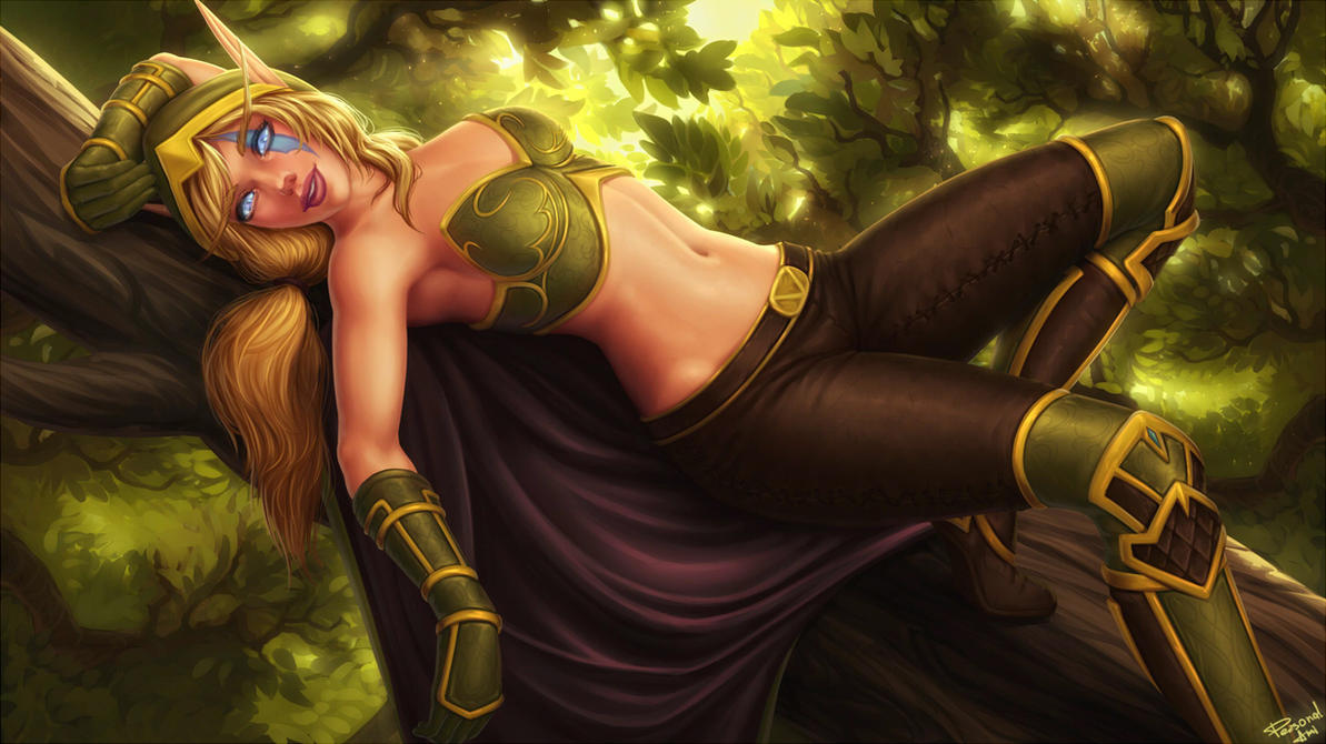 Windrunner sexy hot photos smut scenes