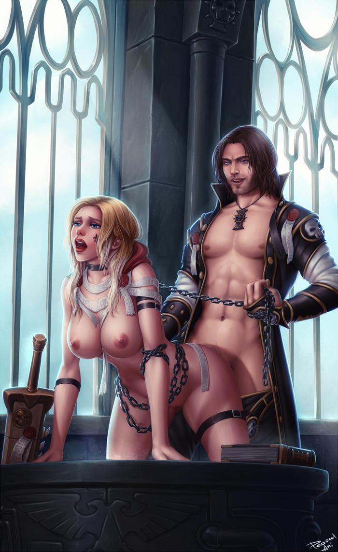 Sexy warhammer girl sex pics