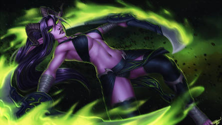 Demonhunter by PersonalAmi