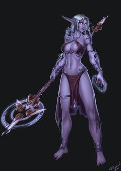 Elyssarin Starlight, Shal'dorei Arcanist