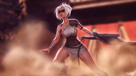 Riven by PersonalAmi