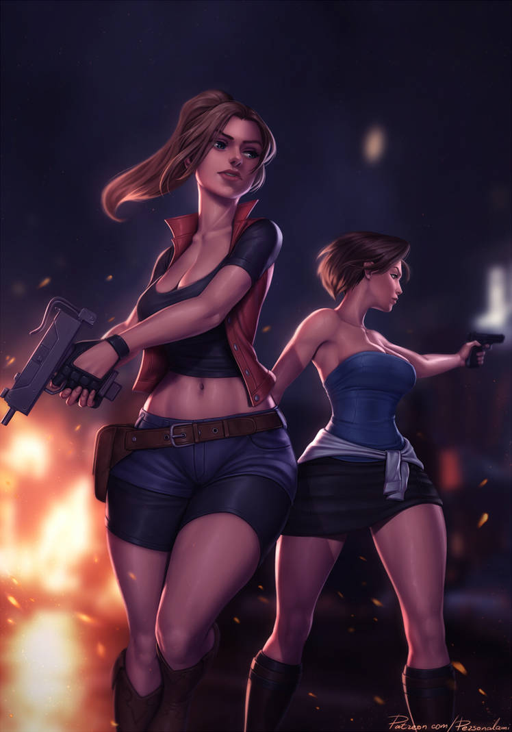 Resident Evil by PersonalAmi