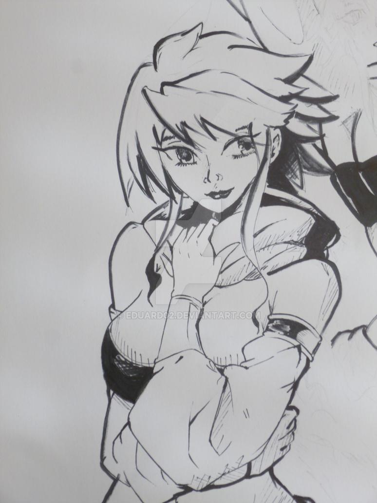 Leone-AkameGaKill! by eduard02