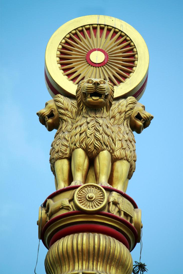 Pillar of Ashoka by roopeshg on DeviantArt