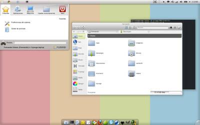 My desktop 23.09.10