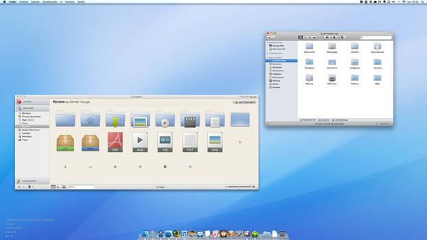 Hycons MacOS X port