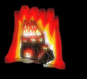 Fire Palace by The2thToLastUsername