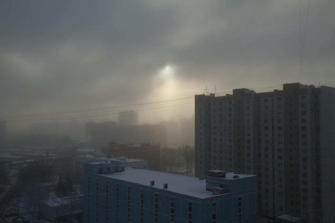Moscow, Dec. 23, 2012 by bear-bm