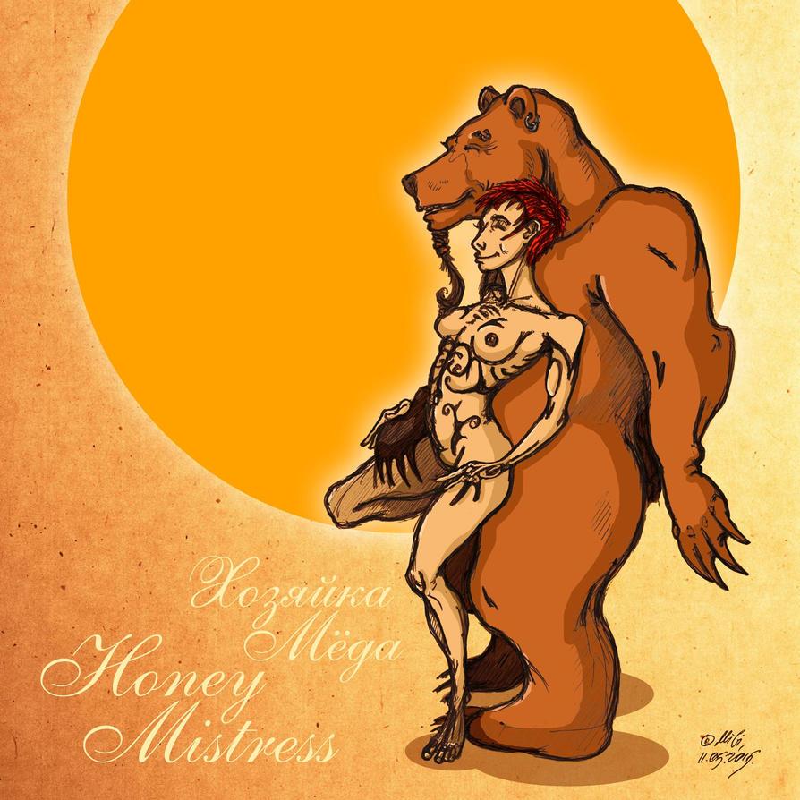 Bear and Honey Mistress (05.11.2015) by bear-bm