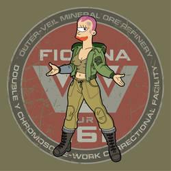 Leela | Ripley | Alien-3 | Futurama :)