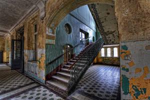 Beelitz III - Stairs