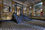 Beelitz X Entry Hall Badehaus