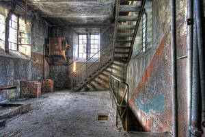 Stairs II by FotoRuina