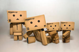 Danbo Family by FotoRuina