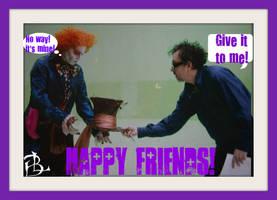 Johnny-Tim Happy Friends by TheAnOo