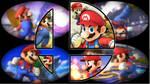 Ready to Smash: Mario