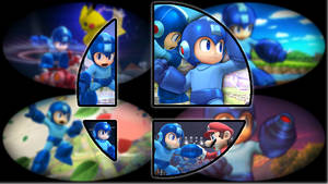 Ready to Smash: Mega Man