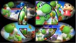 Ready to Smash: Yoshi
