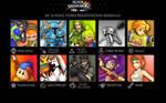 Month of Smash List: The Final Wishlist