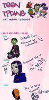 Teen Titans meme by Drakyx