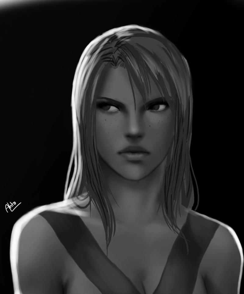 M'gann by Drakyx