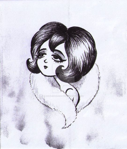 Clara Bow by AngelinaKrasnaya