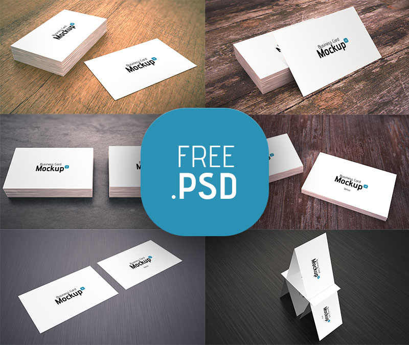 Business card mockup v1 by atoowest on DeviantArt