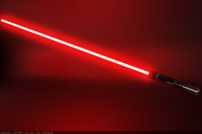 the gallery for gt red lightsaber wallpaper