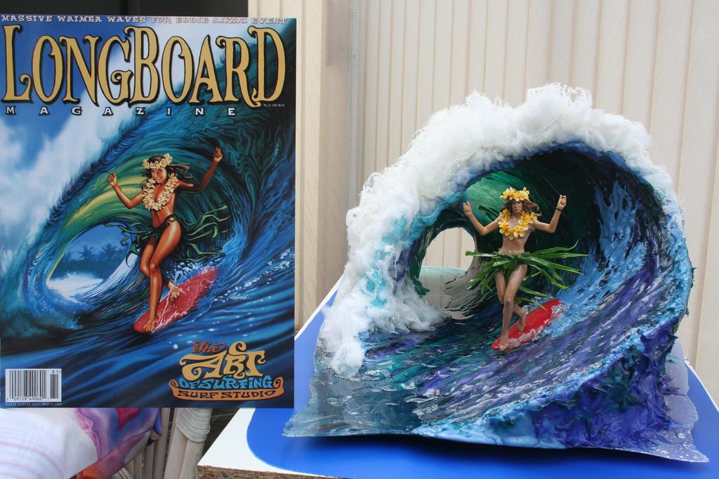 'RickRietveld'sLongboardMagCover2005 in 3D' by coralraider