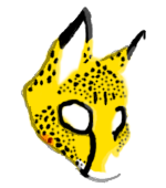 Cheetah Lupus Head Female by Speedykitten1643