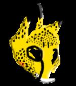 Cheetah Lupus Head Female by Speedykitten1643