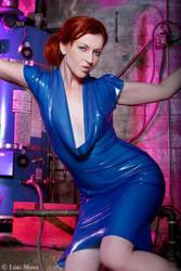 Boiler room blue