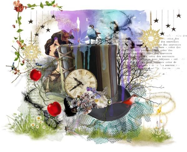 Snow White by tsubaki312