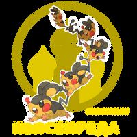 Keiseireda, Formation Pokemon by Okt-0
