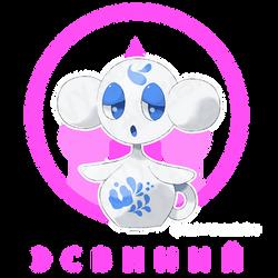 Esviniy, Crafted Pokemon by Okt-0