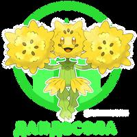 Dandesola, Cheerful Pokemon
