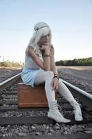 Tennessee Train Tracks by LelannAzalee