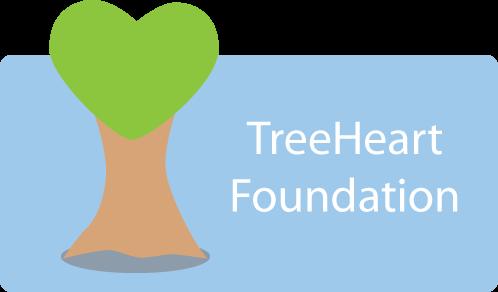 TreeHeart Foundation logo 3 by pinje
