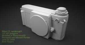 Nikon F3 WIP3