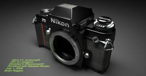 Nikon F3 WIP8 by MarcelloRupelli