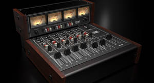 Finished: Teac Model 2 Mixer by MarcelloRupelli