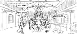 A Very Marcello Christmas, Artspots TP 76