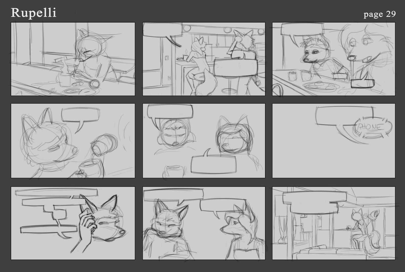 Rupelli, page 29 wip by MarcelloRupelli