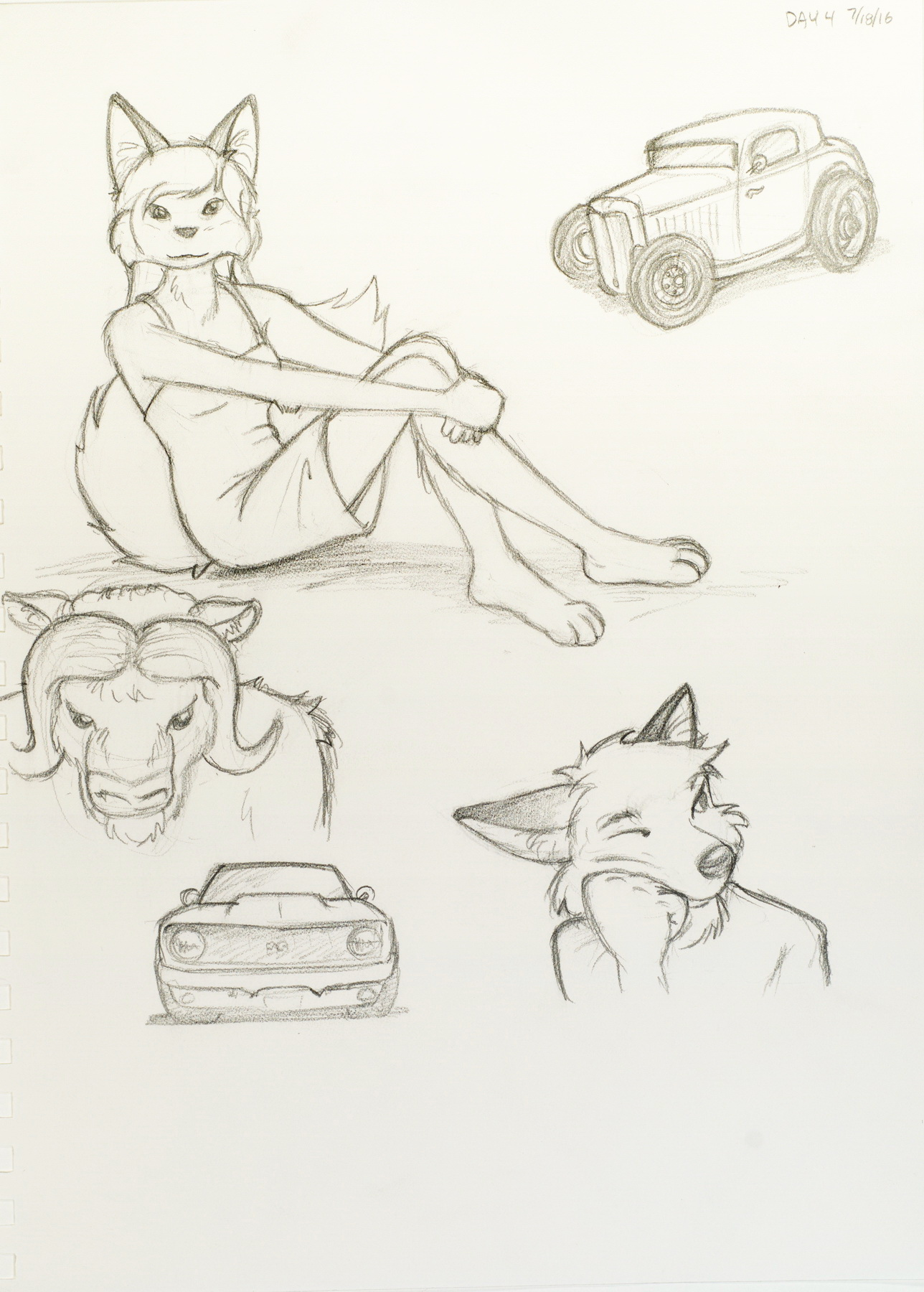 Sketch Day 4 by MarcelloRupelli