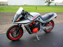 1985 Suzuki Katana 750