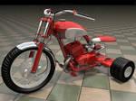 Lunacycle, rendering 130
