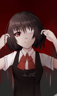 Misaki from Another